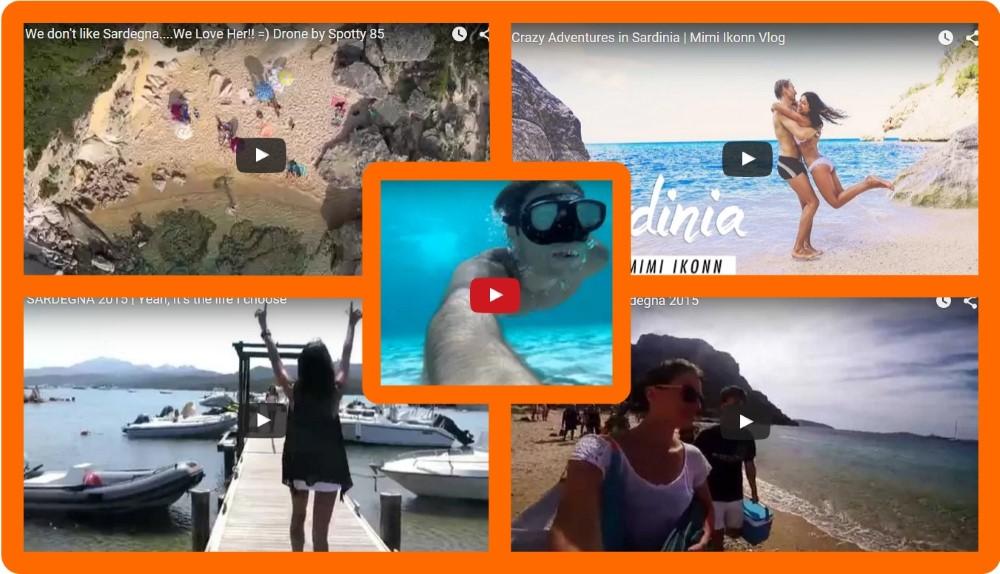 I 4 MIGLIORI VIDEO DELLE VACANZE 2015 IN SARDEGNA BY TESORI SARDI