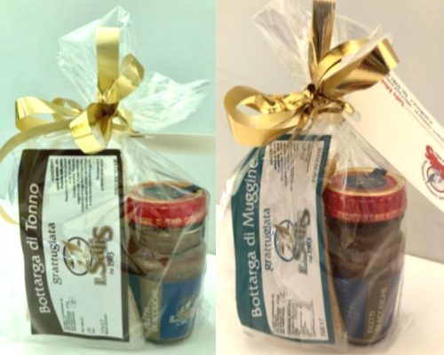 Bustine regalo prodotti tipici