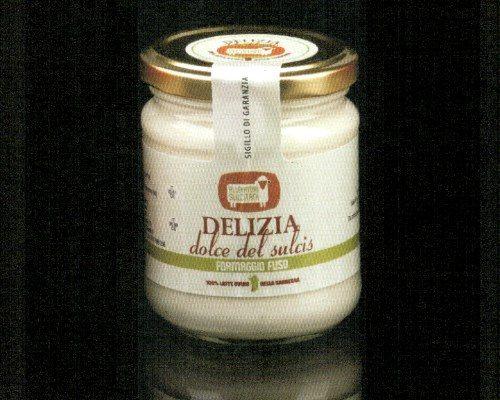 crema di pecorino dolce