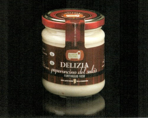 crema di pecorino al peperoncino