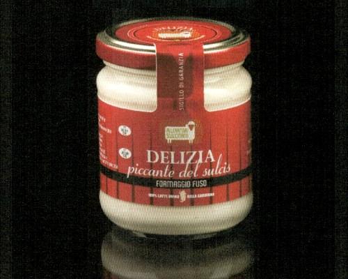 crema di pecorino piccante