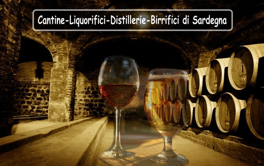 Cantine di Sardegna
