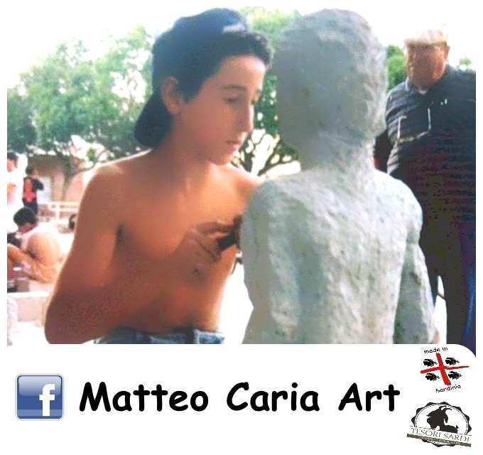 MATTEO CARIA ART – UNA PASSIONE TRAMANDATA DA PADRE IN FIGLIO