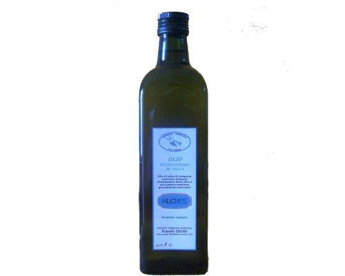 Olio Extra Vergine Sardo NUGHES 250ml
