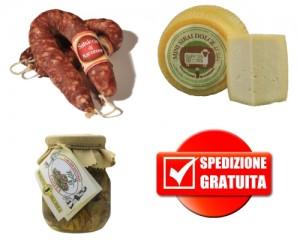 Confezione prodotti tipici sardi easy