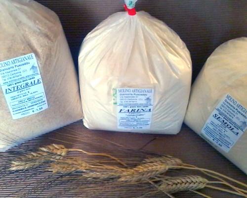 Semola di grano duro sardo 5kg