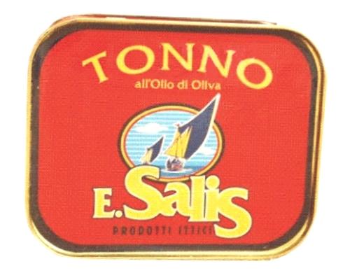 Tonno rosso Salis